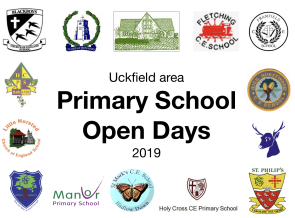 primary-school-open-days-2019