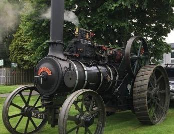 steam-engine-road-safety-day