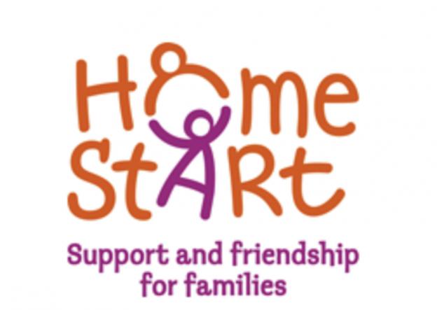 The Home-Start logo