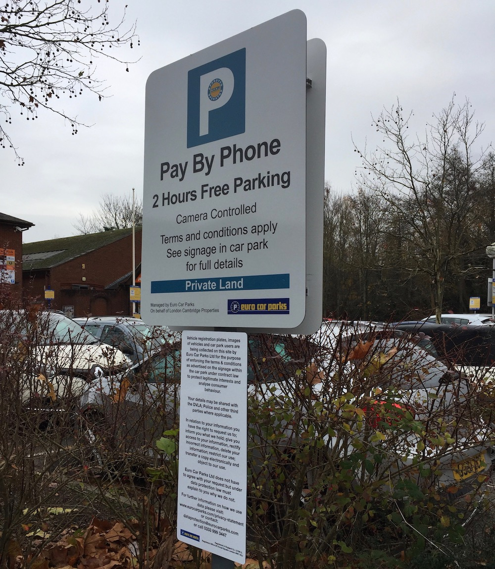 Parking Charges Introduced At Bell Walk Car Park Uckfield News