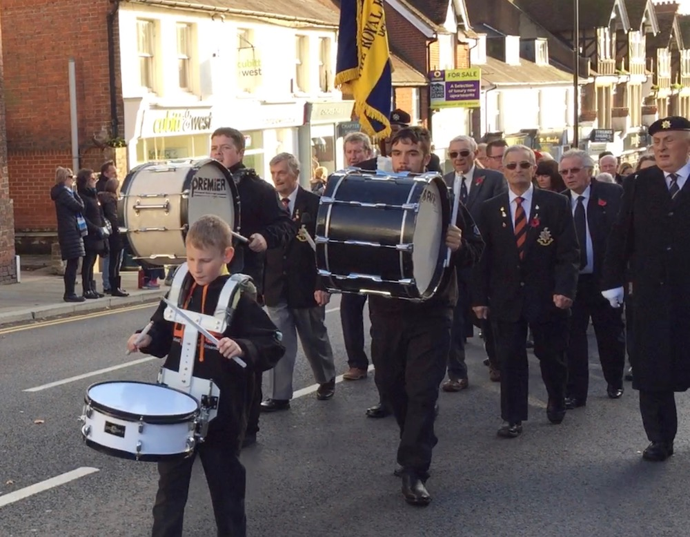 uckfield-remembrance-parade-2