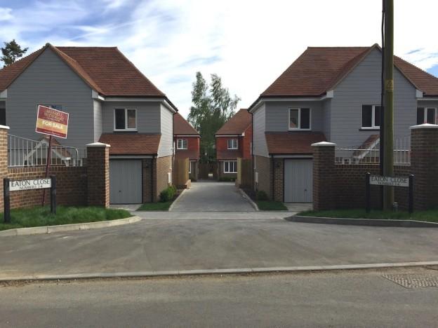 Eaton Close, Hempstead Road, Uckfield