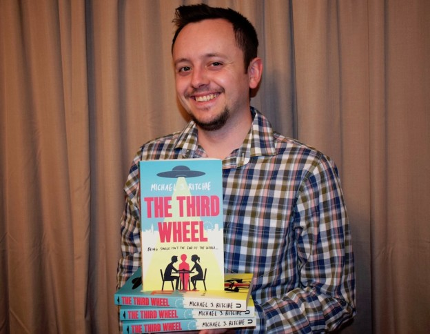 michael-ritchie-author-the-third-wheel