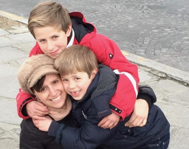 melanie-hornsby-with-her-two-sons