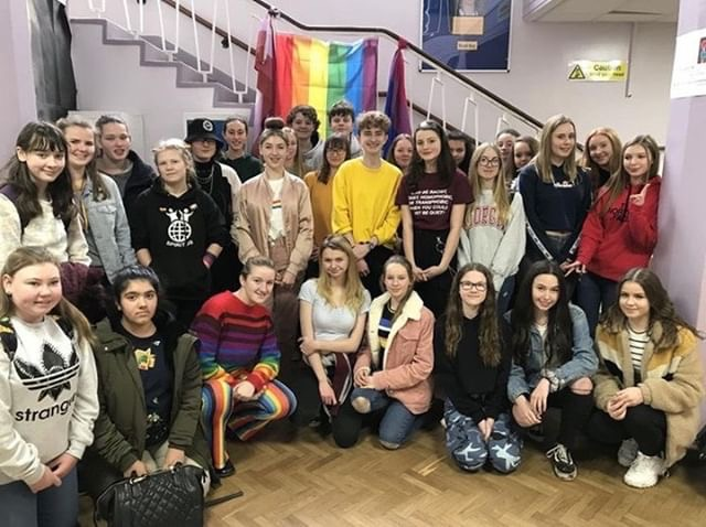 uckfield-college-pride-event