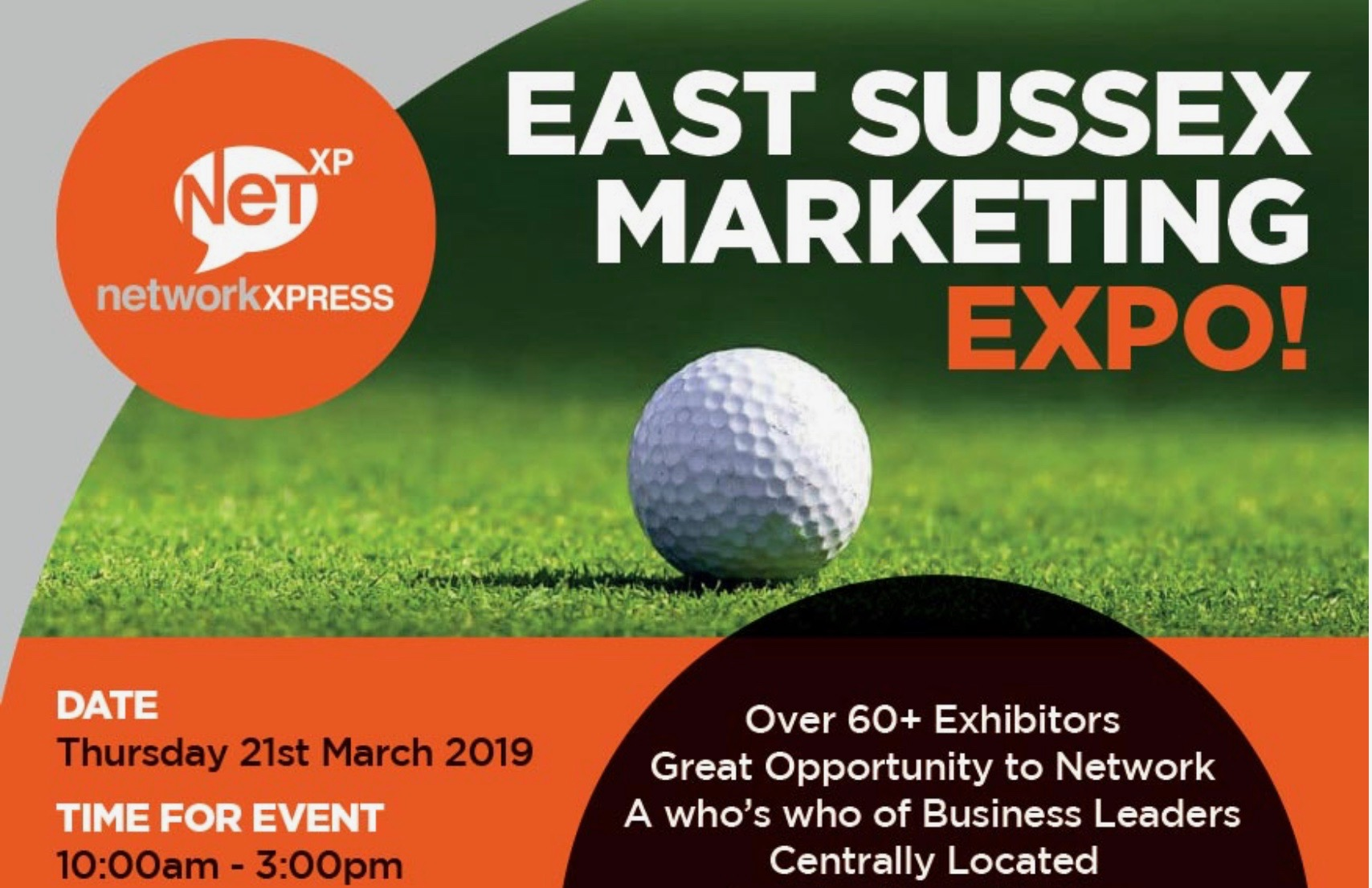 East Sussex expo