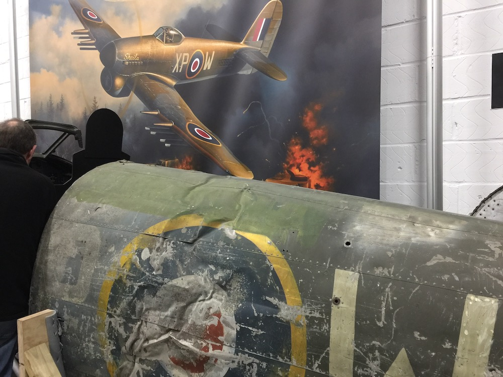 hawker-typhoon-fuselage