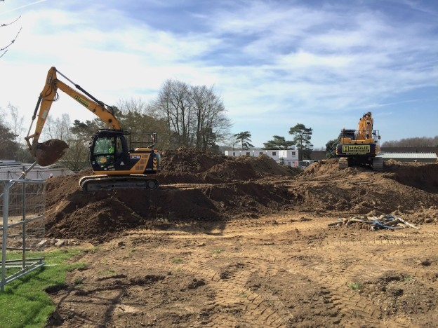 uckfield-college-building-work