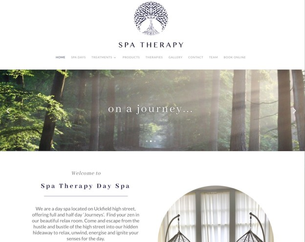 spa-therapy-website