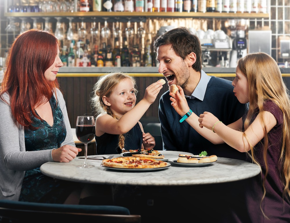 Pizza Express Turns Fathers Day Into A Weekend Of