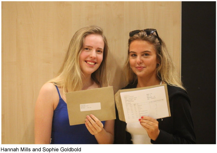 a-levels-hannah-mills-sophie-goldbold