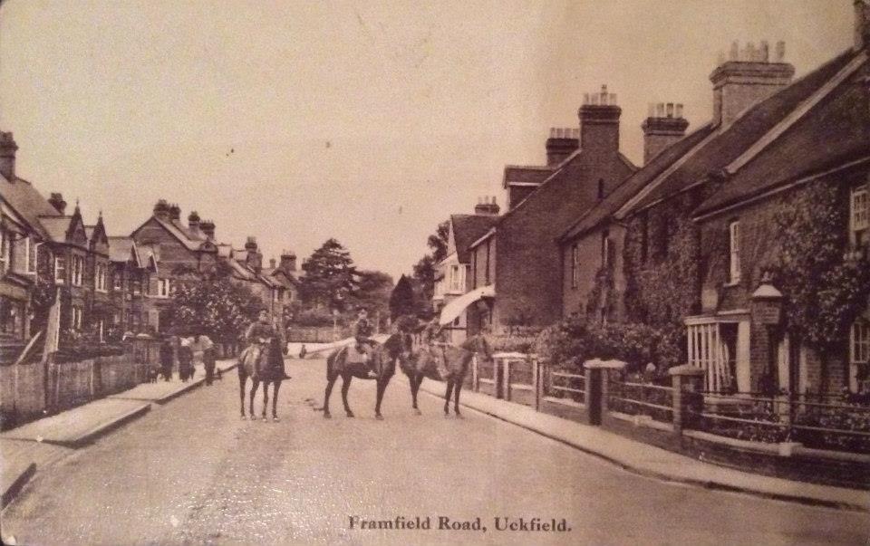 framfield-road-1914-poss-WW1