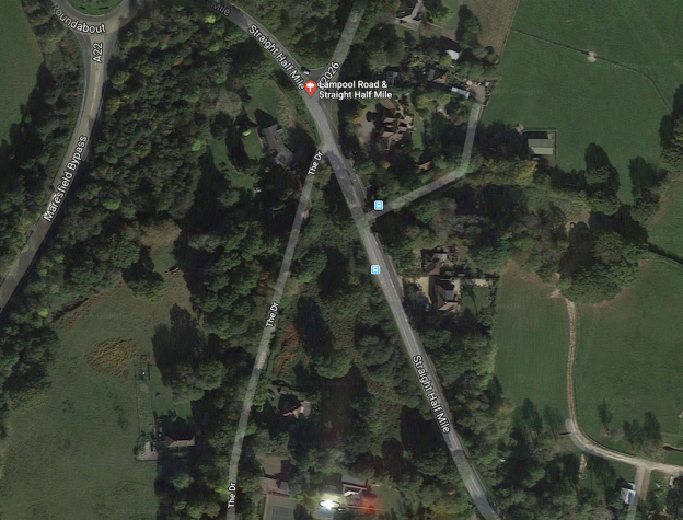 the-drive-straight-half-mile-maresfield-map