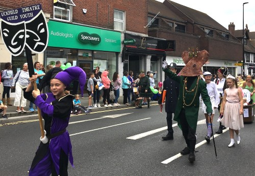 2019 Children's procession 8