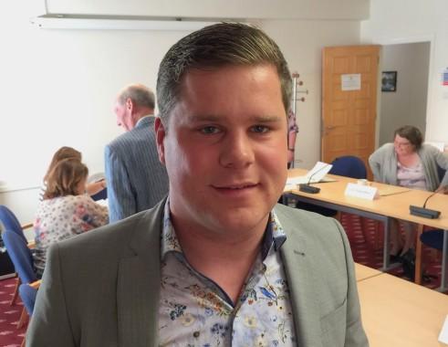 Cllr Ben Cox