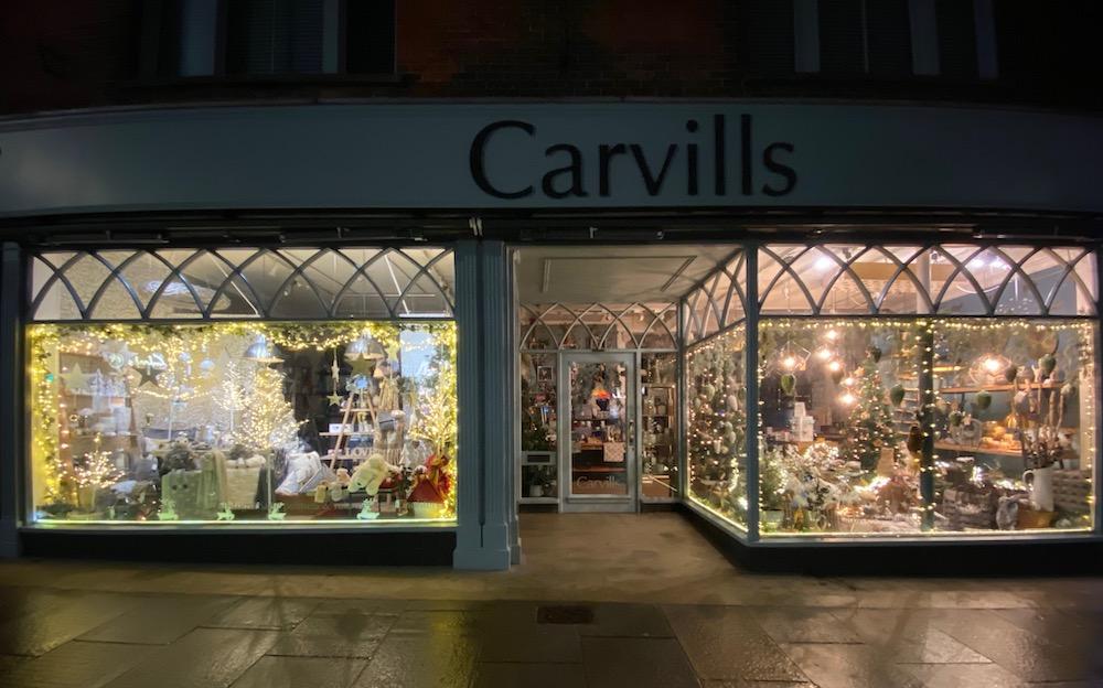 carvills-christmas-windows