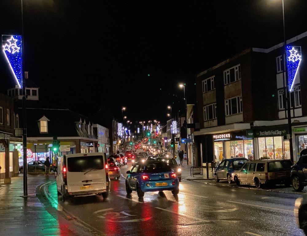 christmas-lights-windows-peacocks-boots