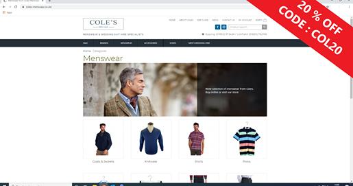 Coles Online Shop Uckfield News