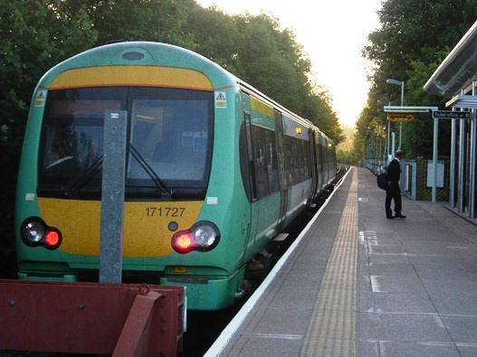Rail service out of Uckfield causes frustration.