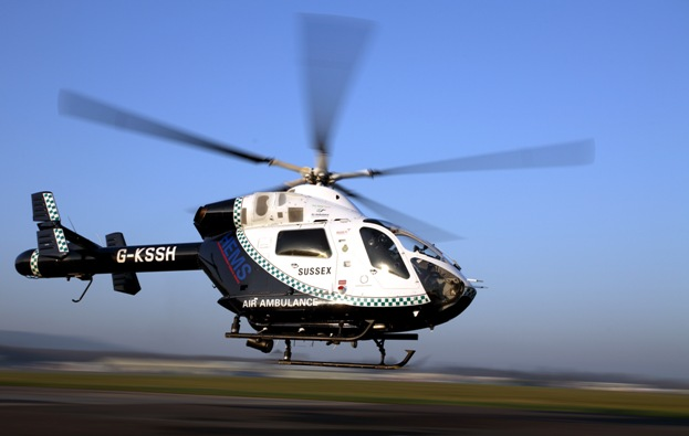 Kent Surrey and Sussex Air Ambulance